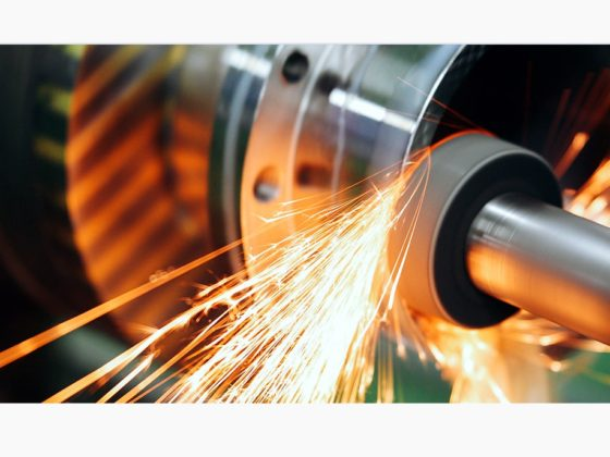 Manufacturing corporate film